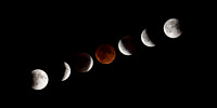 Blood Moon Lunar Eclipse  2015-9-27
